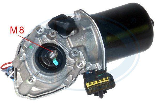 ERA: Original Heckscheibenwischermotor 460164A (Anschlussanzahl: 5)