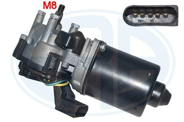 ERA: Original Scheibenwischermotor 460371A (Anschlussanzahl: 5)