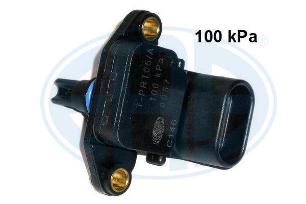 OE Original Sensor, Saugrohrdruck 550125A ERA