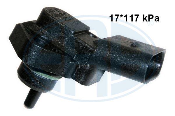 OE Original Sensor, Saugrohrdruck 550237A ERA