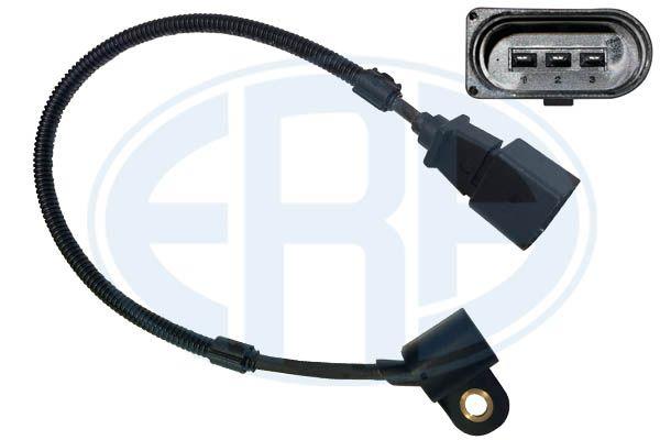 VW VENTO 1992 Nockenwellenpositionssensor - Original ERA 550254A Anschlussanzahl: 3, Kabellänge: 420mm