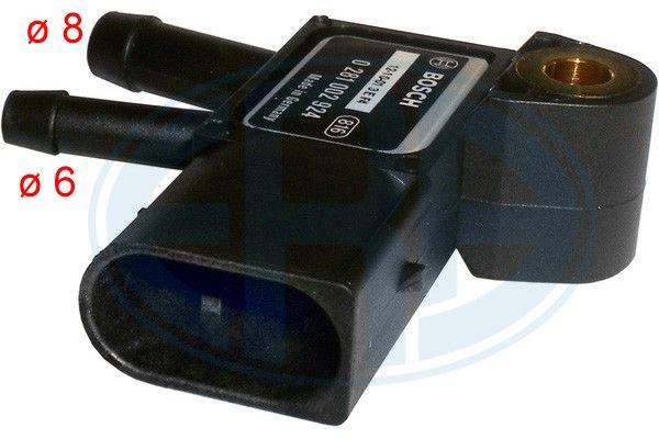 ERA: Original Abgasdrucksensor 550627A (Anschlussanzahl: 3)