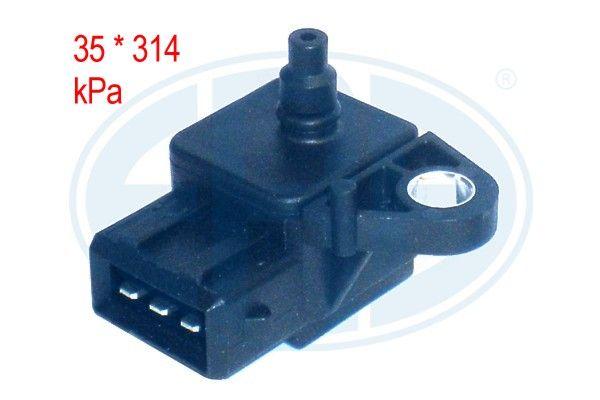 ERA: Original Sensor, Saugrohrdruck 550666A (Anschlussanzahl: 3)