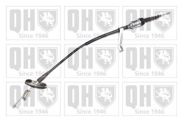 QUINTON HAZELL: Original Kupplungsseilzug QCC1493 (für Linkslenker)