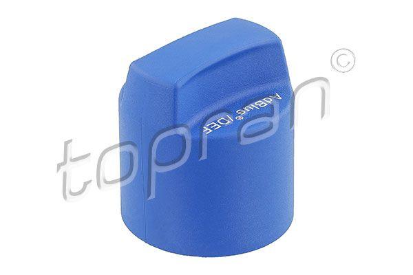 Kraftstoffbehälter und Tankverschluss TOPRAN 117 418