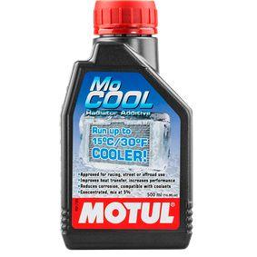 MOCOOL MOTUL Inhalt: 0,5l Frostschutz 107798 günstig kaufen