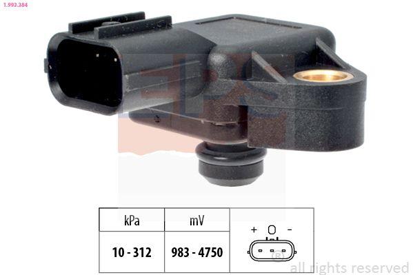Original NISSAN Sensor Saugrohrdruck 1.993.384
