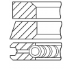Kolbenringe 08-104100-00 Twingo I Schrägheck 1.2 58 PS Premium Autoteile-Angebot