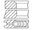 Kolbenringe 08-123400-00 Modus / Grand Modus (F, JP) 1.5 dCi 90 88 PS Premium Autoteile-Angebot