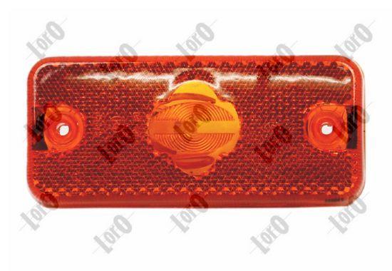 042-24315-0515 ABAKUS rechts, seitlicherEinbau, vorne links, mit Lampenträger, gelb Lampenart: W5W Blinkleuchte 042-24315-0515 günstig kaufen