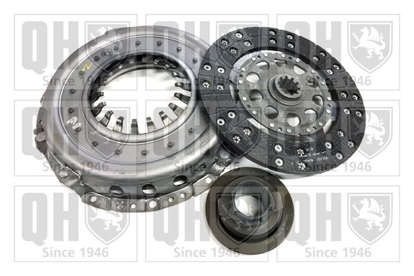 BMW 8 Series 1998 Clutch kit QUINTON HAZELL QKT2045AF: with bearing(s)