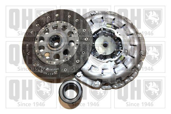 BMW Z8 2002 Clutch kit QUINTON HAZELL QKT2581AF: with bearing(s)