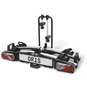 Comprare 070-562 BOSAL-ORIS Gancio traino, 17kg, 30kg Dimensioni max. telaio bici: 80mm, Dimensioni min. telaio biciclette: 20mm Portabiciclette, per portellone posteriore 070-562 poco costoso