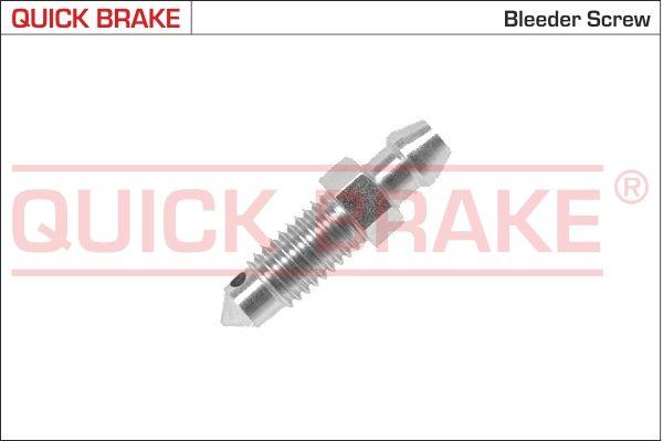 MAZDA RX-7 1993 Befestigungsmaterial - Original QUICK BRAKE 0015