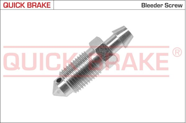 MAZDA 6 2020 Befestigungsmaterial - Original QUICK BRAKE 0017