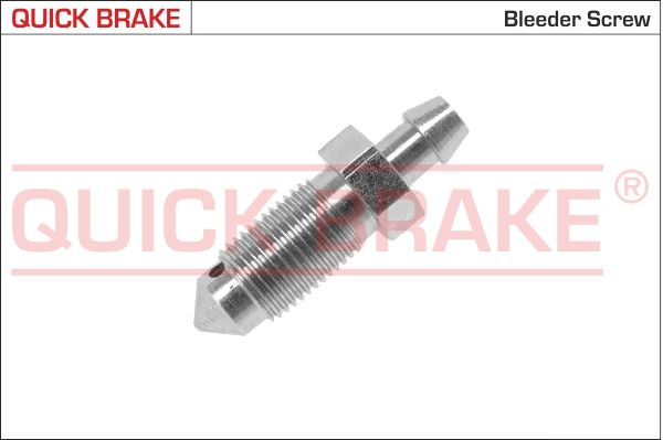 QUICK BRAKE: Original Befestigungsmaterial 0019 ()
