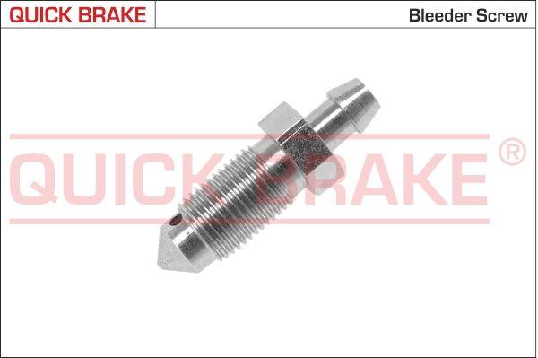 Origine Éléments de fixation QUICK BRAKE 0019 ()