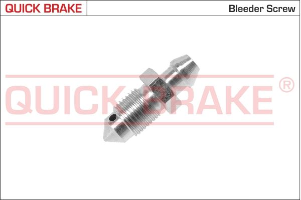 LAND ROVER RANGE ROVER EVOQUE 2019 replacement parts: Breather Screw / Valve QUICK BRAKE 0039 at a discount — buy now!