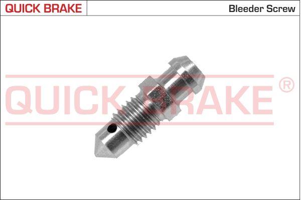 QUICK BRAKE: Original Befestigungsmaterial 0053 ()