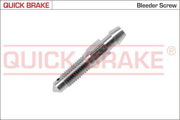 QUICK BRAKE 0087 () : Éléments de fixation Twingo c06 2011