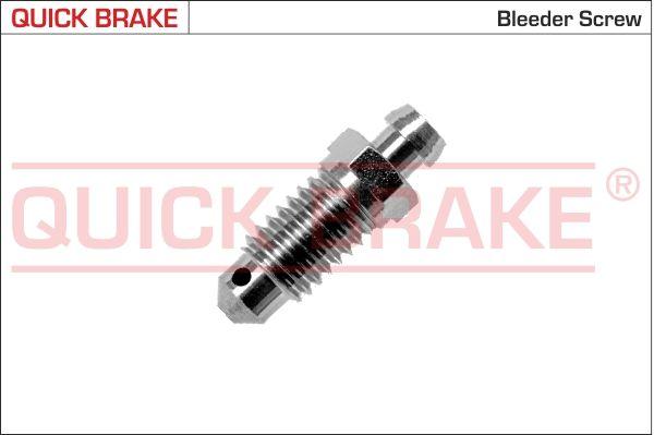 Köp QUICK BRAKE 0100 - Bultar: