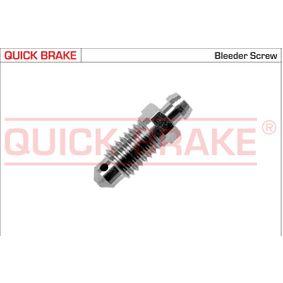 0100 QUICK BRAKE Entlüfterschraube / -ventil 0100 günstig kaufen