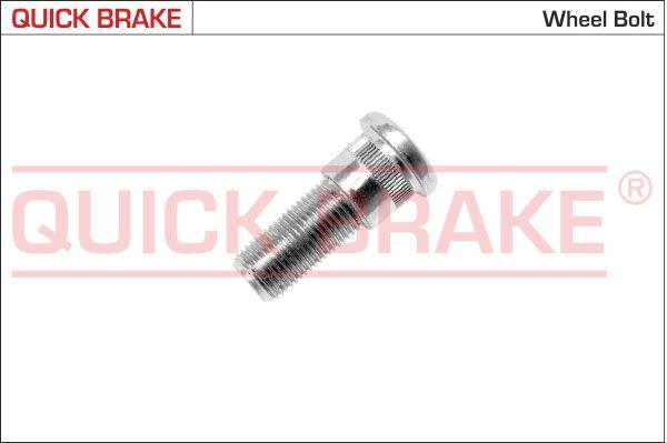 Låsbara hjulbultar 0170 QUICK BRAKE — bara nya delar
