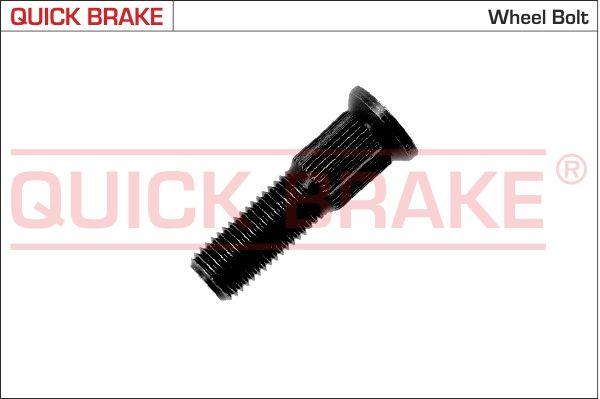 Låsbara hjulbultar 0173 QUICK BRAKE — bara nya delar