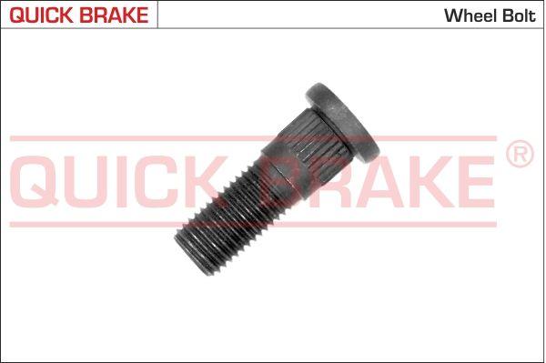 Hjulbultar och hjulmuttrar 0175 QUICK BRAKE — bara nya delar