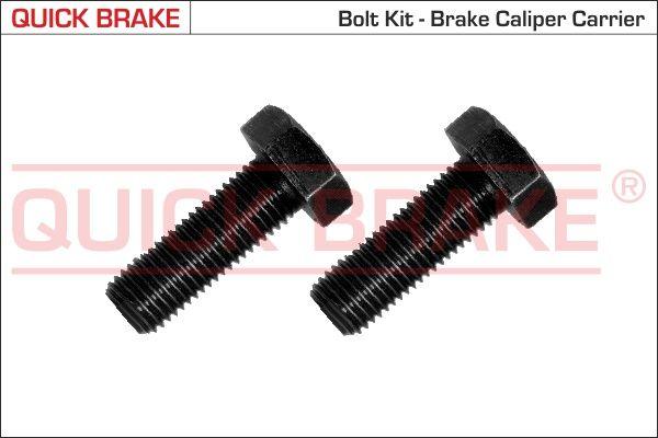 QUICK BRAKE: Original Bremsträger 11628K ()