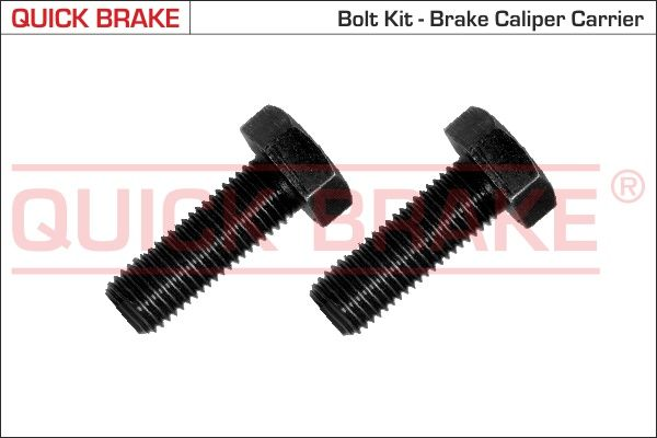 QUICK BRAKE: Original Bremssattelhalter 11628K ()