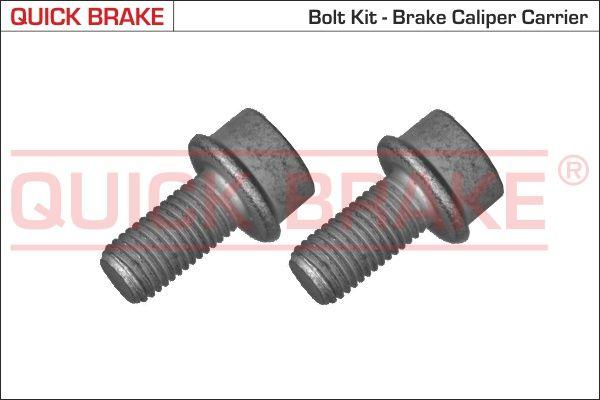 QUICK BRAKE: Original Bremssattelträger 11631K ()