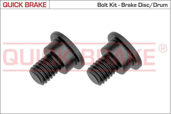QUICK BRAKE: Original Schraube, Bremsscheibe 11662K ()