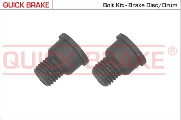 QUICK BRAKE: Original Schraube, Bremsscheibe 11664K ()