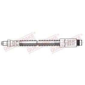 32.981 QUICK BRAKE Länge: 318mm, Gewindemaß 1: M10x1 Bremsschlauch 32.981 günstig kaufen