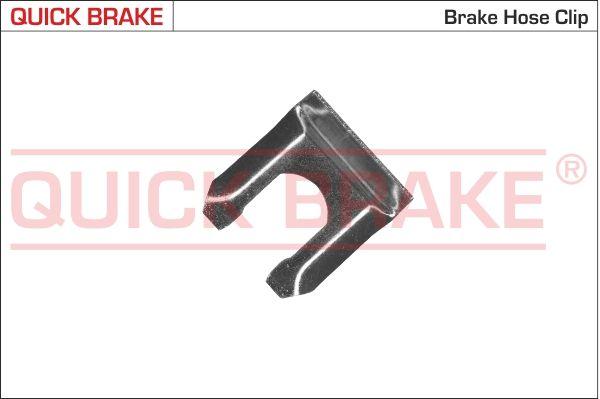OE Original Bremsschläuche 3206 QUICK BRAKE