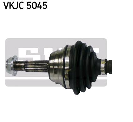 VW LUPO 2004 Halbachse - Original SKF VKJC 5045 Länge: 527mm, Außenverz.Radseite: 22