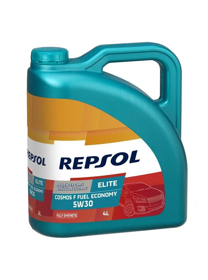Achat de STJLR035003 REPSOL ELITE, COSMOS F, FUEL ECONOMY 5W-30, 4I Huile moteur RP141F54 pas chères