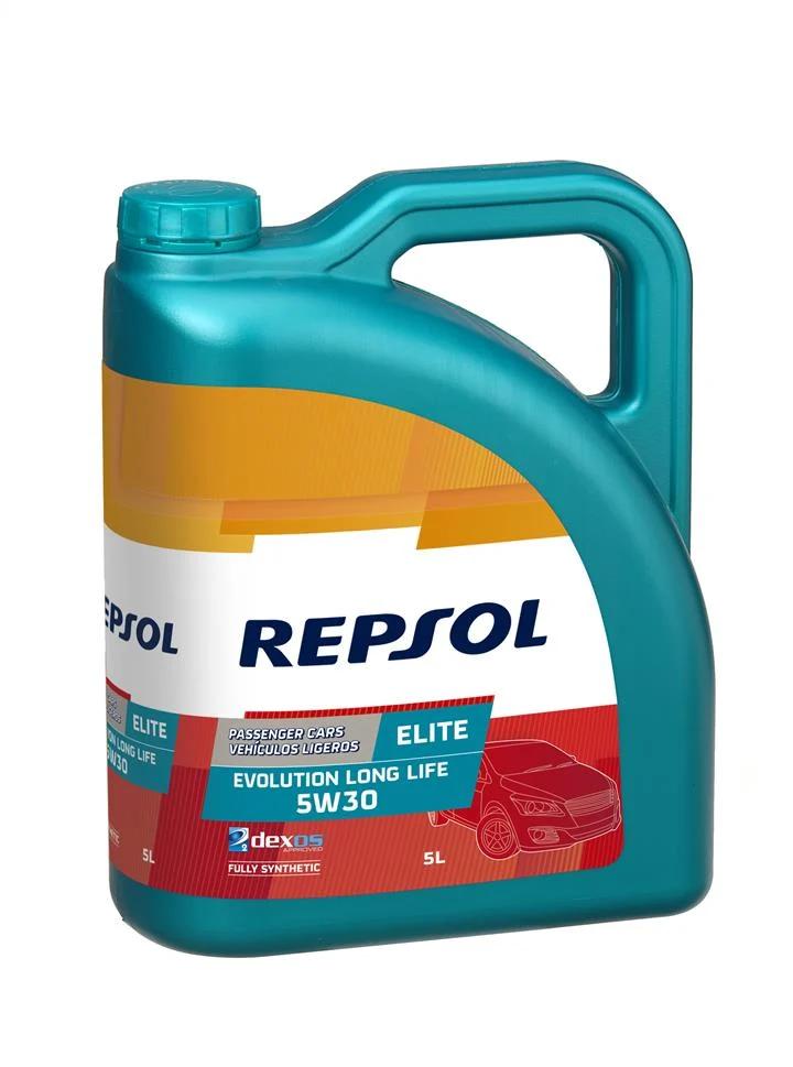 Achat de VW50501 REPSOL ELITE, EVOLUTION LONG LIFE 5W-30, 5I Huile moteur RP141Q55 pas chères