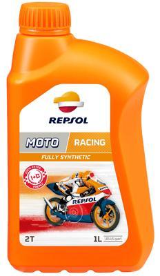 REPSOL MOTO, Racing 2T Motorolja 1l, Syntetolja RP145P51 TOMOS