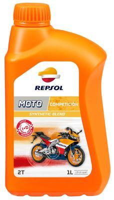 Achat de Moto REPSOL MOTO, Competicion 2T 1I, Graisse minérale Huile moteur RP146Z51 pas chères