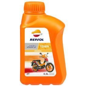 Vesz moto REPSOL MOTO, Town 2T 1l, ásványi olaj Motorolaj RP151X51 alacsony áron