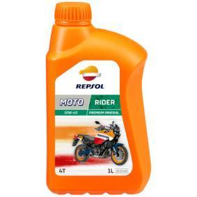 Moto REPSOL MOTO, Rider 4T 10W-40, 1l, Teilsynthetiköl Motoröl RP165N51 günstig kaufen