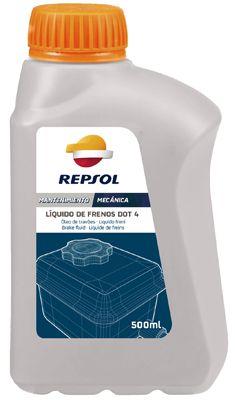 RP701A96 Olio Freni RP Liquido De Frenos DOT 4 REPSOL SAEJ1703J1704 - Prezzo ridotto