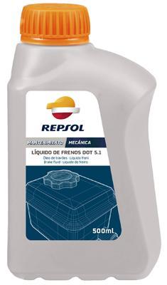Bromsvätska RP701B96 REPSOL — bara nya delar