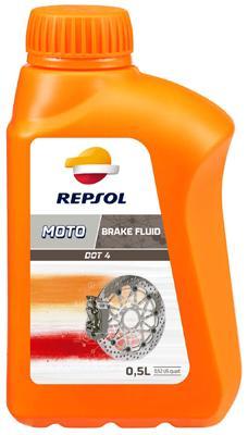 Υγρά φρένων REPSOL RP713A56 NSC HONDA