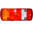40231112 PROPLAST Lichtscheibe, Heckleuchte - online kaufen