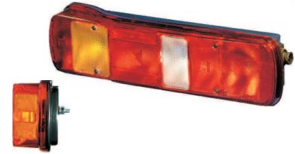 Componenti luce posteriore 40257112 PROPLAST — Solo ricambi nuovi