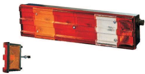 IVECO Luce posteriore originali 40220203