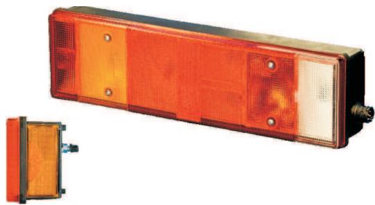 IVECO Fanale posteriore originali 40207323